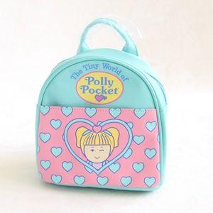 Polly Pocket Mini Backpack